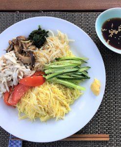 Kozmo Kitchen Hiyashi Chuka