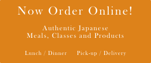 Kozmo Kitchen AuthenticJapaneseHomeCooking Order Online Meals, Classes, Products Now at shop.kozmokitchen.com